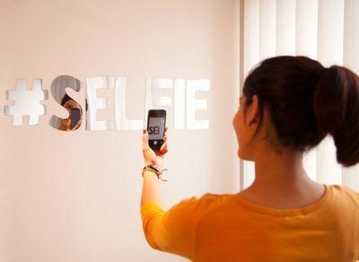 Selfie Spegel