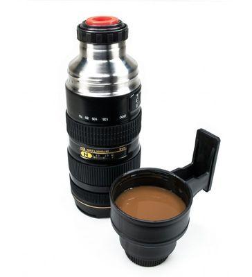 Kamera-objektiv Termos
