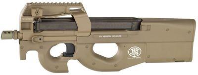FN Herstal P90 FDE, eldrivet gevär