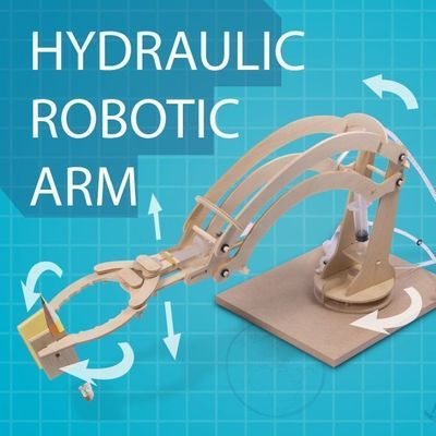 Hydraulisk Robotarm