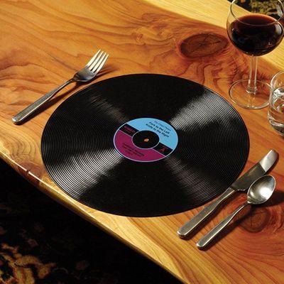 Vinyl Bordstablett 2-pack