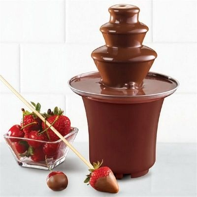 Mini Chokladfontän