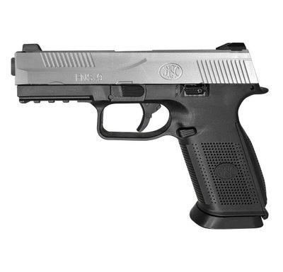 FN FNS-9 Duel Tone, fjäderdriven pistol