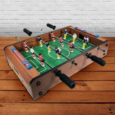 Minibordsfotboll