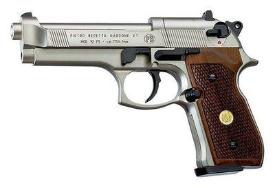 Beretta M92FS Silver trägrepp