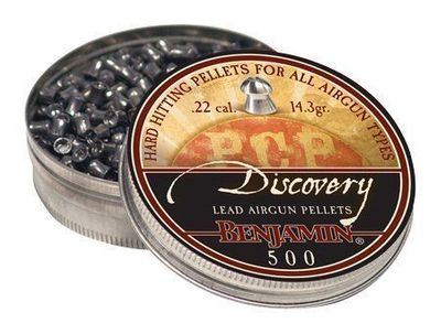 Crosman Benjamin Discovery Heavy Pellets 5,5mm