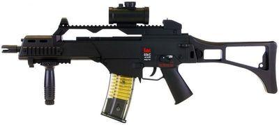 Heckler & Koch G36 C, eldrivet gevär