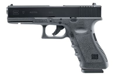 Glock 17, 4,5mm Diabol BB