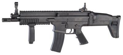 FN SCAR-L, fjäderdrivet gevär