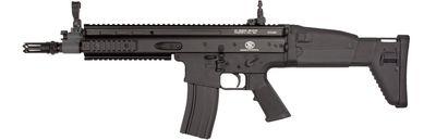 FN SCAR-L Svart, eldrivet gevär