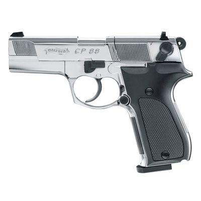 Walther CP 88 Chrome, plastgrepp