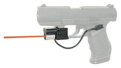 Lasersikte till Softairgun - justerbart