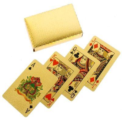 Guldspelkort