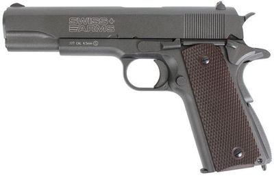 Swiss Arms P1911 4,5mm Blowback