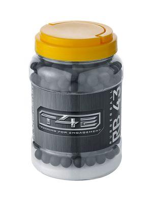Gummikulor .43 till T4E, 500-pack