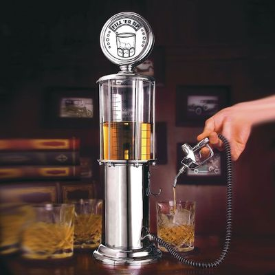 Dryckespump - Bardispenser Bensinpump
