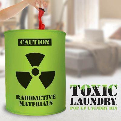 Giftig Smutstvätt - Tvättkorg