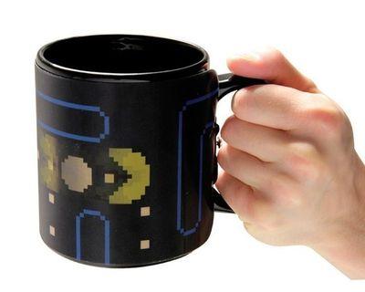 Pac-Man 3D Mugg