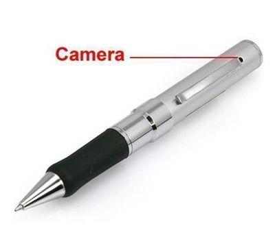 Spionpenna med Videokamera