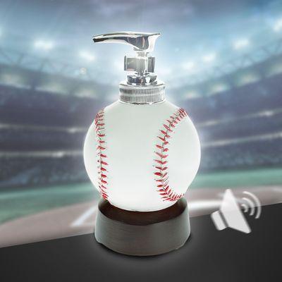 Tvålpump med ljudeffekter - Baseball