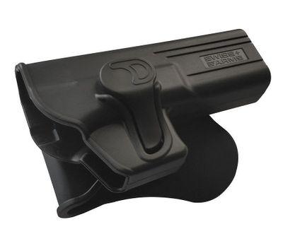 Swiss Arms Polymer Hölster till Glock 17