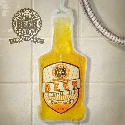 Öl Duschtvål