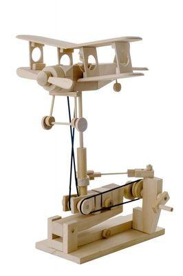 Timber Kits - Bi-Plane