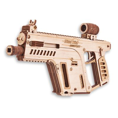 Wood Trick Wooden Model Kit - Assault Gun