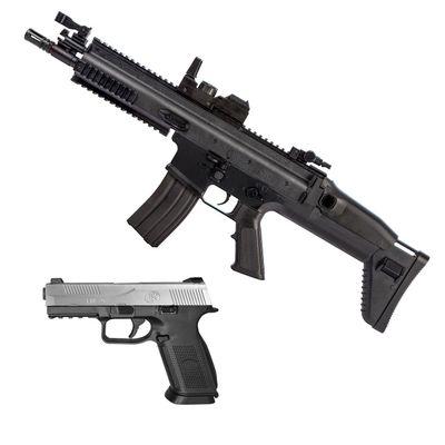 FN SCAR Black PAKET