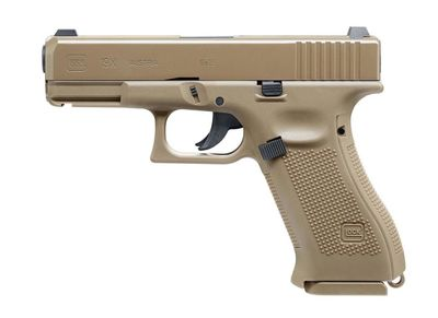 Glock 19X FDE 4,5mm NBB