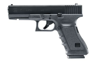 Glock 17, CO2 6mm