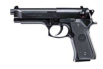 Beretta M9 World Defender, fjäderdriven pistol