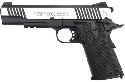 Colt 1911 Rail Dual Tone Co2 6mm