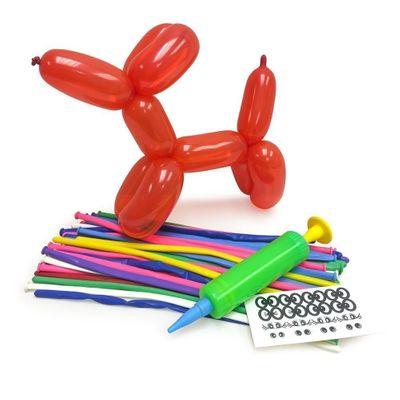 Modelleringsballonger med Pump