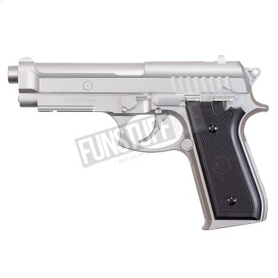 Cybergun PT92 Silver Co2 6mm