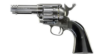 Colt Single Action Army .45-3,5 - Custom Shop Edition, 4,5mm Steel BB