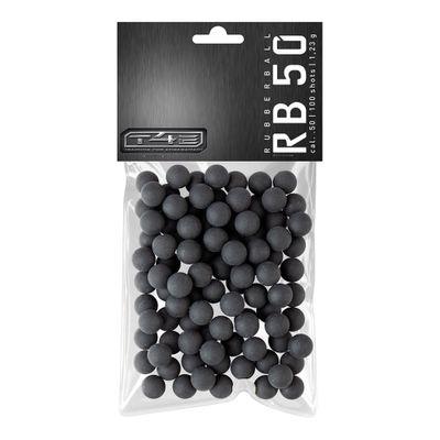 Gummikulor .50 till T4E, 100-pack Prac Series