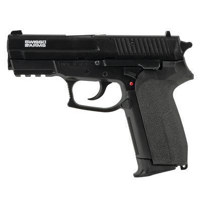 Swiss Arms SP2022 H.P.A, fjäderdriven pistol