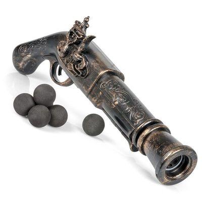 Piratpistol med skumskott