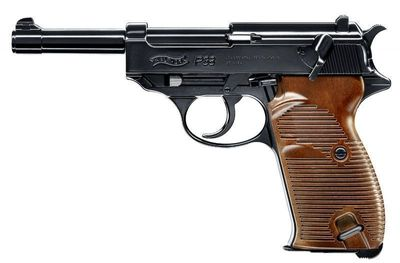 Walther P38, C02 Blowback 4,5mm