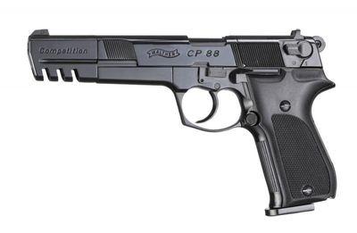 Walther CP 88 Svart med plastgrepp och 6