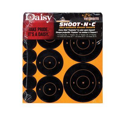 Daisy Targets Daisy Shoot NC, Självmarkerande