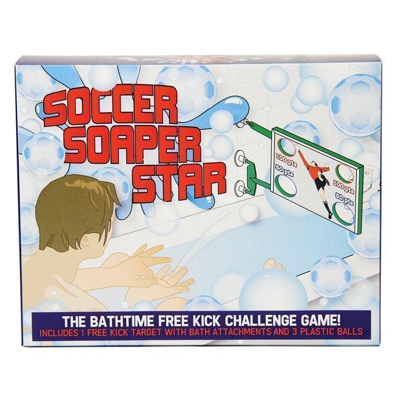 Soccer Soaper Star