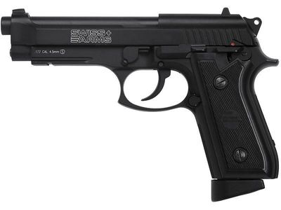 Swiss Arms P92 CO2 4,5mm Blowback