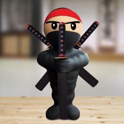 Ninja Knivställ