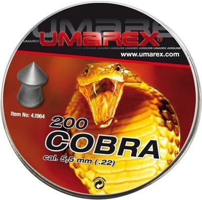 Umarex Cobra 5,5mm 200st
