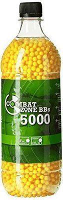 Combat Zone Amo 0,12g ca 5000st i flaska, gul