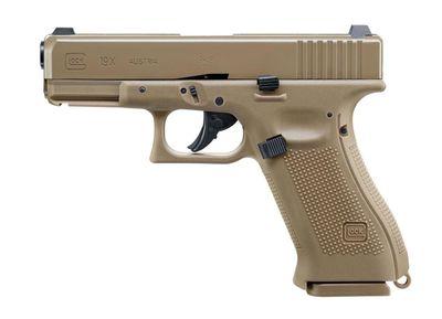 Glock 19X FDE 4,5mm Blowback