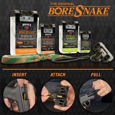 Hoppe's BoreSnake Den™ Kal .22 (5,5mm) Pistol