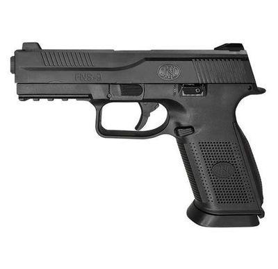 FN FNS-9 Black, fjäderdriven pistol